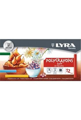 Lyra Polycrayons Soft - Toz Pastel L5651120