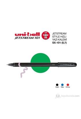 Uni Jel Kalem Jetstream Sx-101 0.7 Mavi