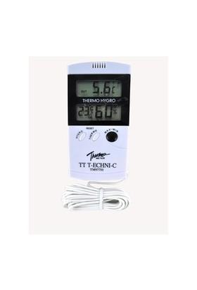 TT Technic İç –Dış Termometre ve Higrometre TM977H