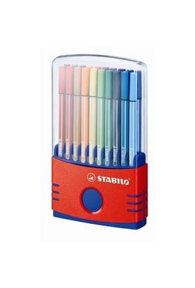 Stabilo Pen 68 Colorparade 20'li Kutu