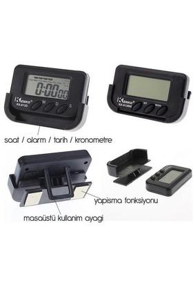 Araç İçi Dijital Saat