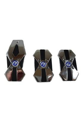 Sparco Estreme Cromata Pedal Seti 7725