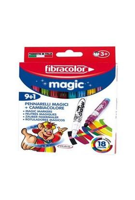 Fibracolor Magic Pen 9+1 Renk 10540