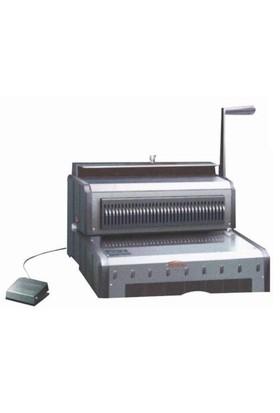 Qupa D310 Elektrikli Tel Spiral Cilt Makinası