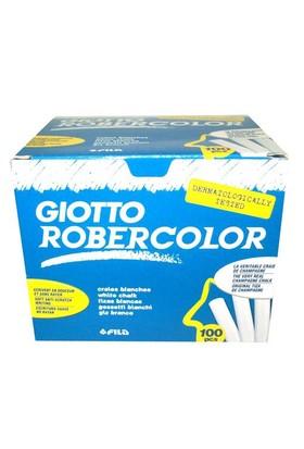 Giotto Robercolor Tozsuz Beyaz Tebeşir 100'lü Paket