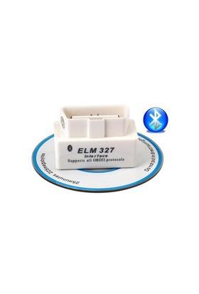 Qpars Mini Elm327 Obd2 Bluetooth Arıza Tespit Teşhis L Model