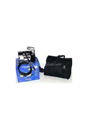 Carspeed 4x4 Jumbo 1004652 Çelik Hava Kompresörü Çantalı