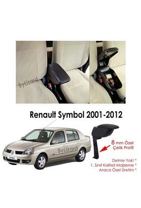 Bylizard Renault Symbol Kol Dayama Kolçak Siyah