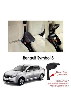 Bylizard Renault Symbol 3 Kol Dayama Kolçak Siyah