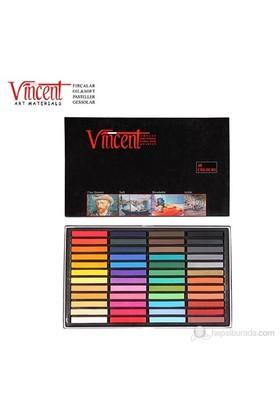 Vincent Soft Pastel 48'li Set