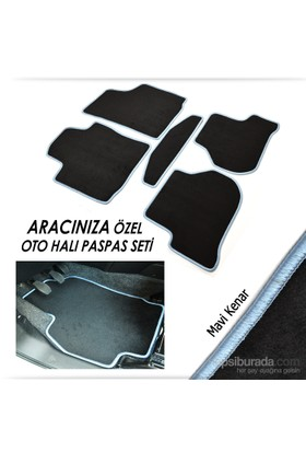 Bylizard Renault Fluence Halı Paspas Seti Mavi Kenar-0031518