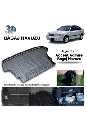 Autoarti Hyundai Accent Admire Bagaj Havuzu-9007593