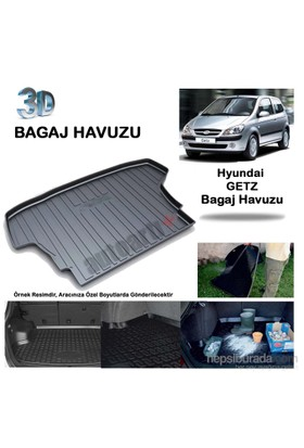 Autoarti Hyundai Getz Bagaj Havuzu-9007598