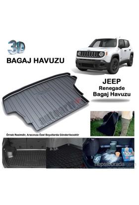 Autoarti Jeep Renegade Bagaj Havuzu - 9007609
