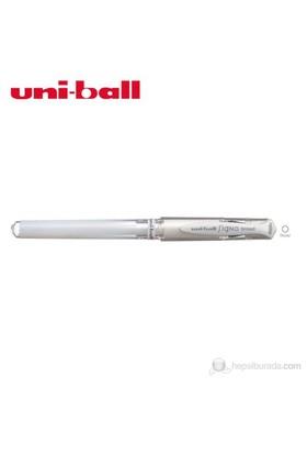 Uni-ball Signo Broad Beyaz Opak Jel Mürekkepli Kalem 1.0 1'li (UM-153)