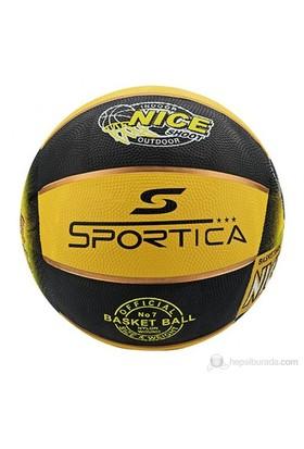 Sportica BB200Y Basketbol Topu No:7