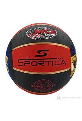Sportica BB200R Basketbol Topu No:7