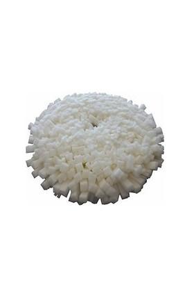 Lake Country White Tufted Foam Polishing Foam Pad 190 Mm