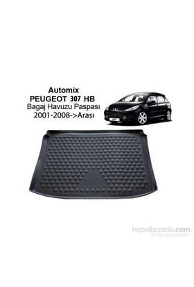 Carda Peugeot 307 Bagaj Havuzu
