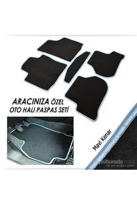 Bylizard Mercedes W220 Halı Paspas Seti Mavi Kenar-0051483