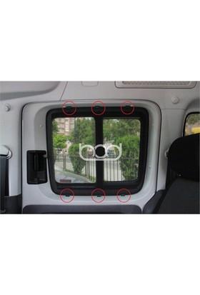Bod Volkswagen Caddy 2011 Ve Sonrası Araca Özel Takmatik Perde