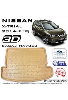 Nissan X Trial Bagaj Havuzu Xtrial Bagaj Havuzu 2014 Bej