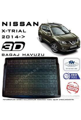 Nissan X Trial Bagaj Havuzu Xtrial Bagaj Havuzu 2014