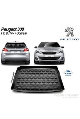 Peugeot 308 Hb Bagaj Havuzu 2014-Sonrası