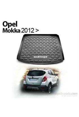 Opel Mokka Bagaj Havuzu Paspası 2012 Sonrası