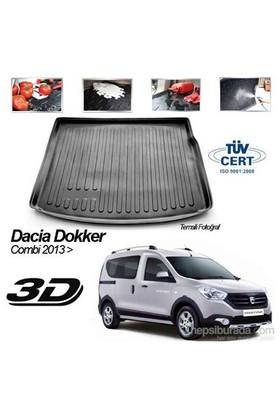 Dacia Dokker Bagaj Havuzu 2013 Sonrası