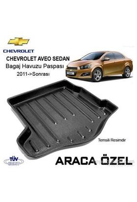 Chevrolet Aveo Sedan Bagaj Havuzu 2011 Sonrası