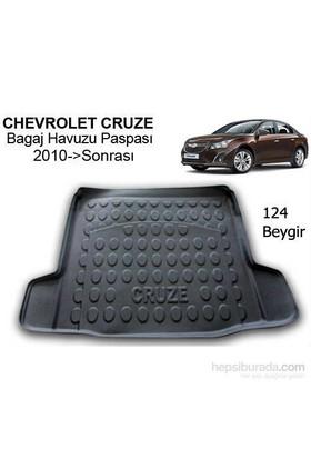 Chevrolet Cruze 124 Beygir Bagaj Havuzu Paspası