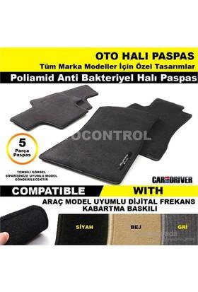 Skoda Yeti Greenline 2012 Model Halı Siyah Paspas 42036