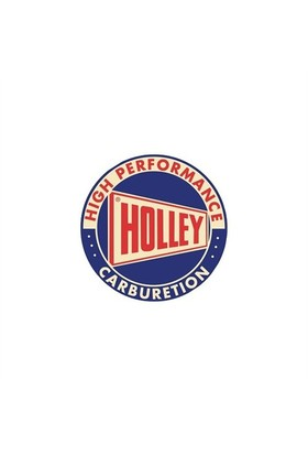 Sticker Masters Holley Sticker