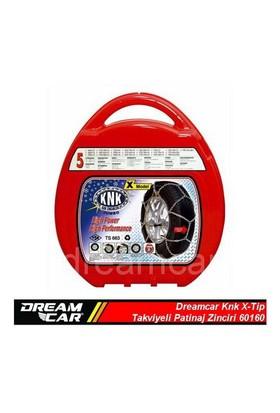 Dreamcar Knk X-Tip Takviyeli Patinaj Zinciri Grup:40 6016004