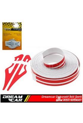 Dreamcar İkili Şerit Bant Altın 10 M. 6059007