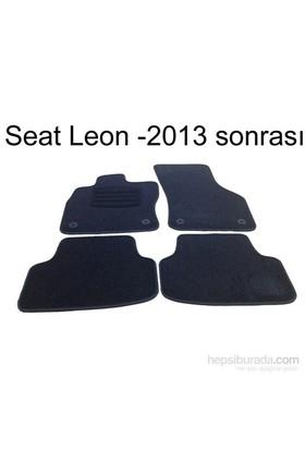Z tech Seat Leon 2013 Sonrası Araca Özel Halı Paspas