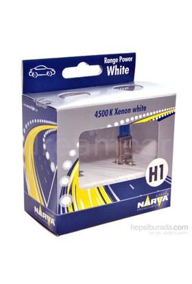 Narva H1 4500K Range Power White Ampul Takım
