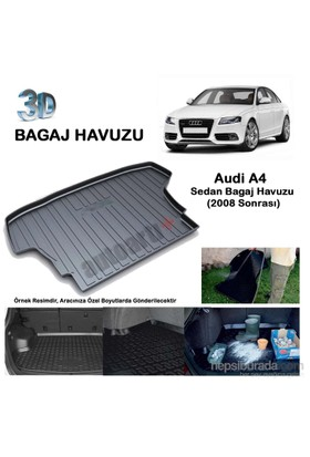 Autoarti Audi A4 Bagaj Havuzu 2008/Üzeri-9007512