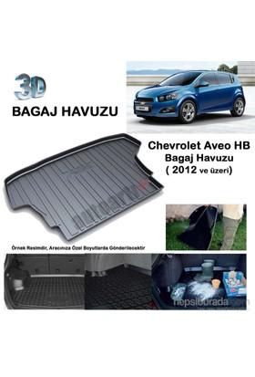 Autoarti Chevrolet Aveo Hb Bagaj Havuzu 2012/Üzeri-9007527