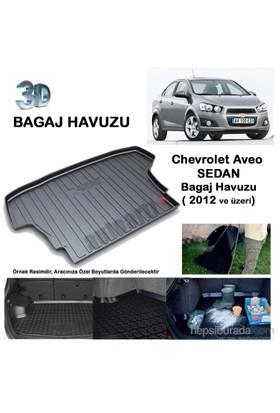 Autoarti Chevrolet Aveo Sedan Bagaj Havuzu 2012/Üzeri-9007528