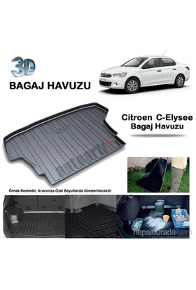 Autoarti Citroen C-Elysee Bagaj Havuzu-9007542