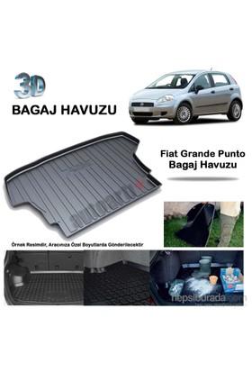 Autoarti Fiat Grande Punto Bagaj Havuzu-9007557