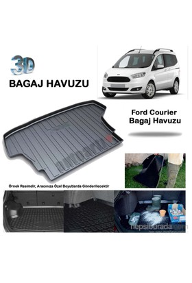 Autoarti Ford Courier Bagaj Havuzu-9007563