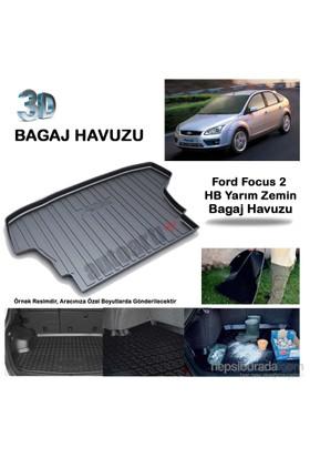 Autoarti Ford Focus 2 Hb Y. Zemin Bagaj Havuzu-9007569