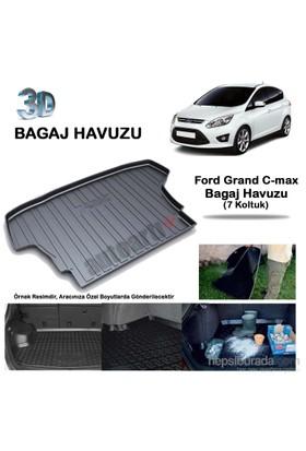 Autoarti Ford Grand C-Max 7 Koltuk Bagaj Havuzu-9007572