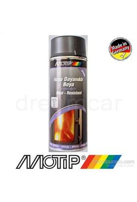Motip Gri 600°C Isıya Dayanıklı Boya 400 Ml. Made in Germany 420146