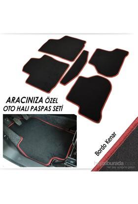 Bylizard Opel Antara Halı Paspas Seti Bordo Kenar-0131486