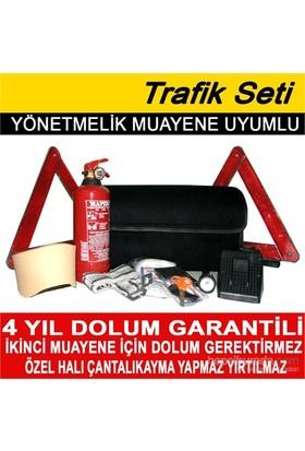 Otocontrol Trafık Seti Tuv Türk Muayene Uyumlu 41147