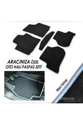 Bylizard Hyundai İ20 Halı Paspas Seti Mavi Kenar-8041471